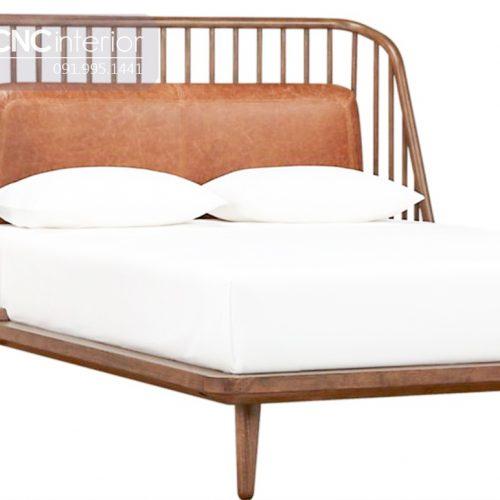 Giường ngủ đẹp CNC 15