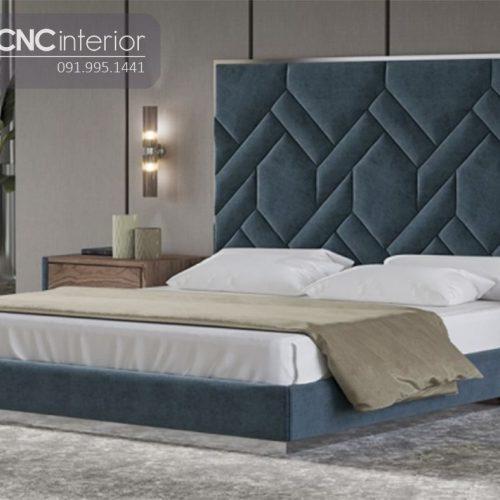 Giường ngủ đẹp CNC 21