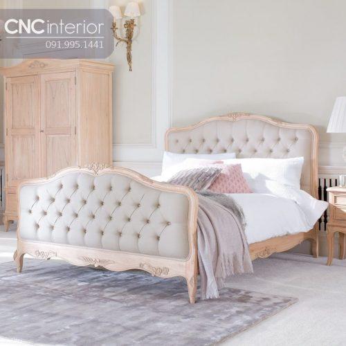 Giường ngủ đẹp CNC 26