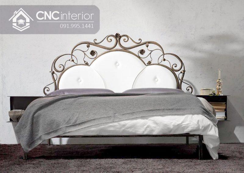 Giường ngủ đẹp CNC 28