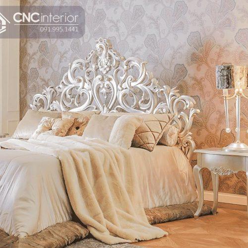 Giường ngủ đẹp CNC 30
