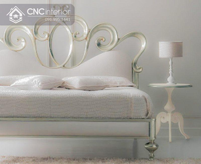 Giường ngủ đẹp CNC 31