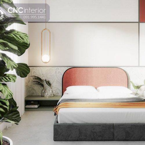 Giường ngủ đẹp CNC 35