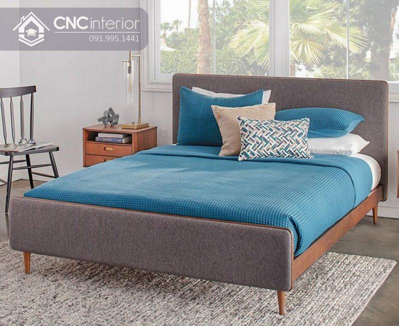 Giường ngủ đẹp CNC 37