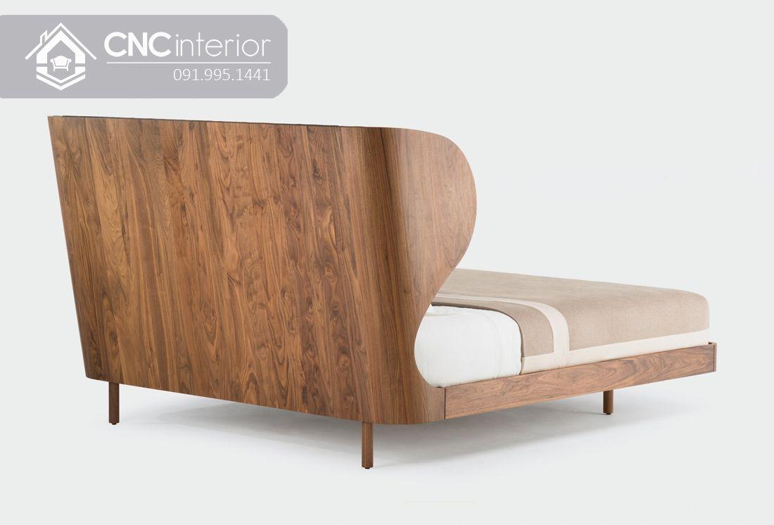 Giường ngủ gỗ công nghiệp độc đáo CNC 39 1