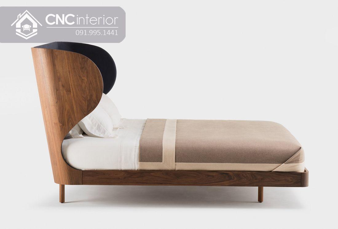 Giường ngủ gỗ công nghiệp độc đáo CNC 39 2