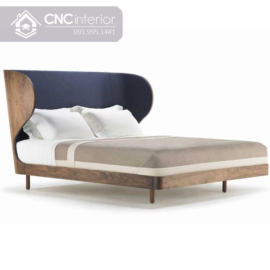 Giường ngủ gỗ công nghiệp độc đáo CNC 39 3