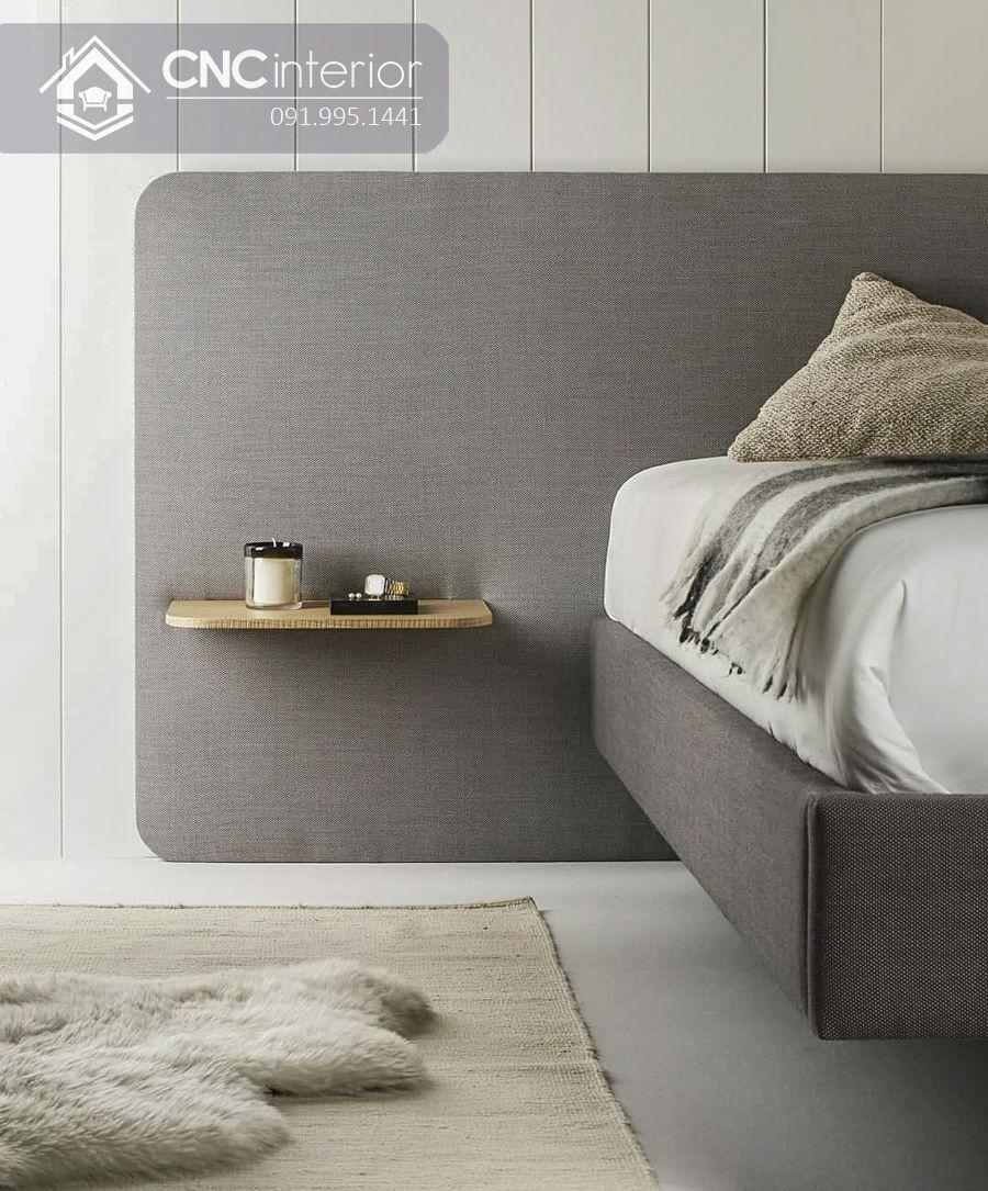 Giường ngủ đẹp đơn giản CNC 40 1