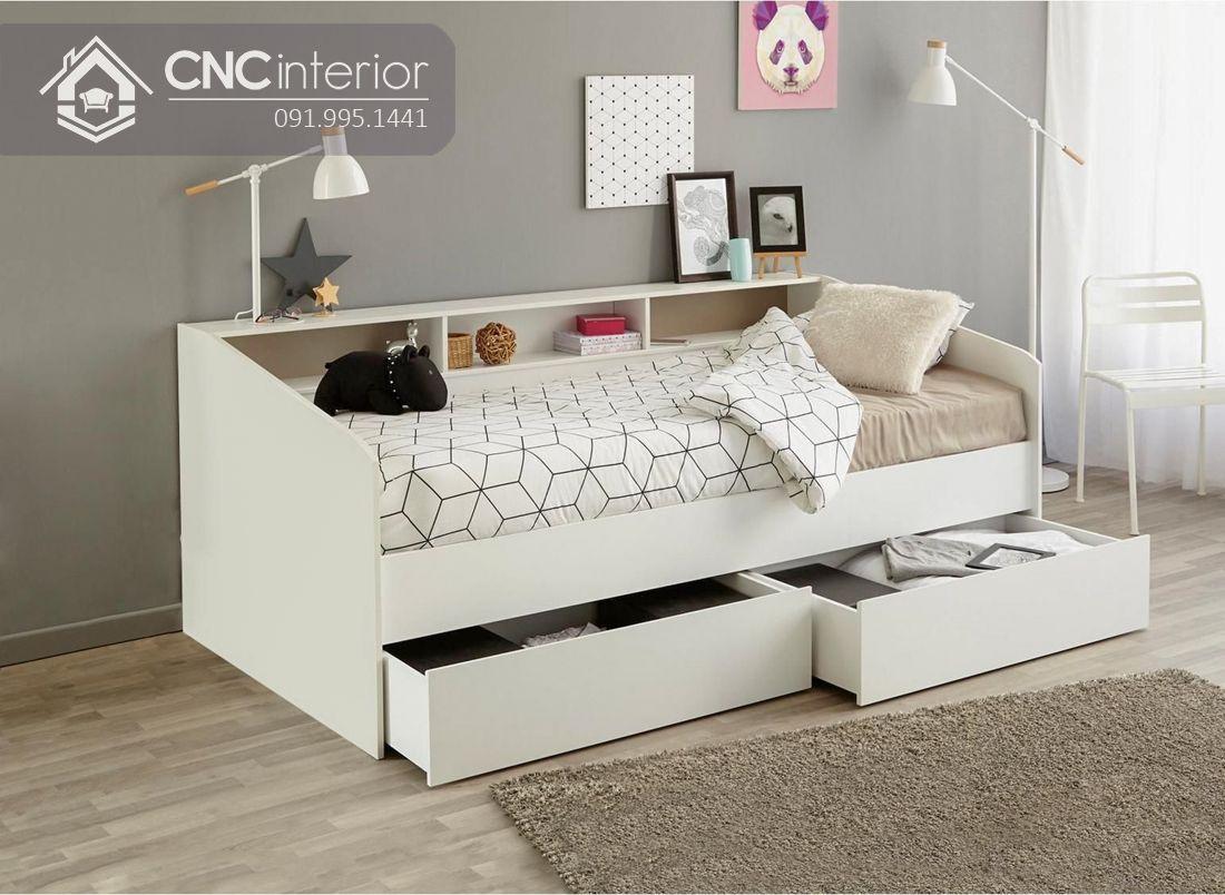 Giường ngủ có ngăn kéo hiện đại CNC 42 1