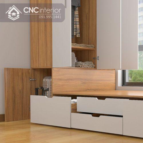Giường ngủ đẹp CNC 44