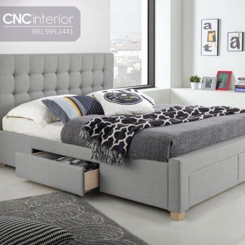 Giường ngủ đẹp CNC 45