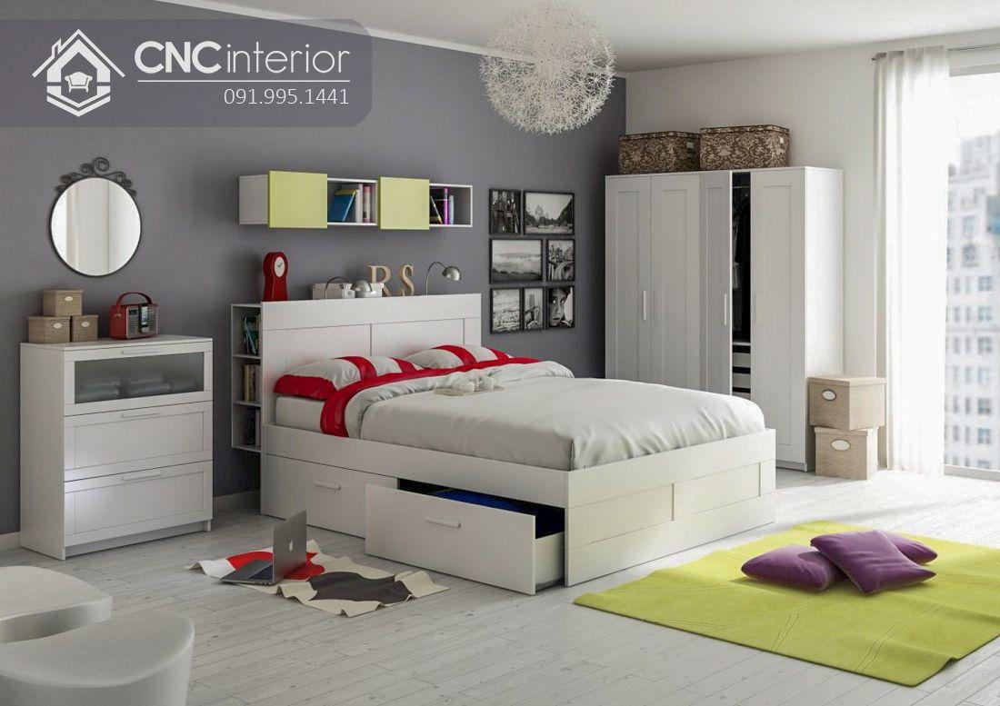 Giường ngủ gỗ công nghiệp có ngăn kéo (14)
