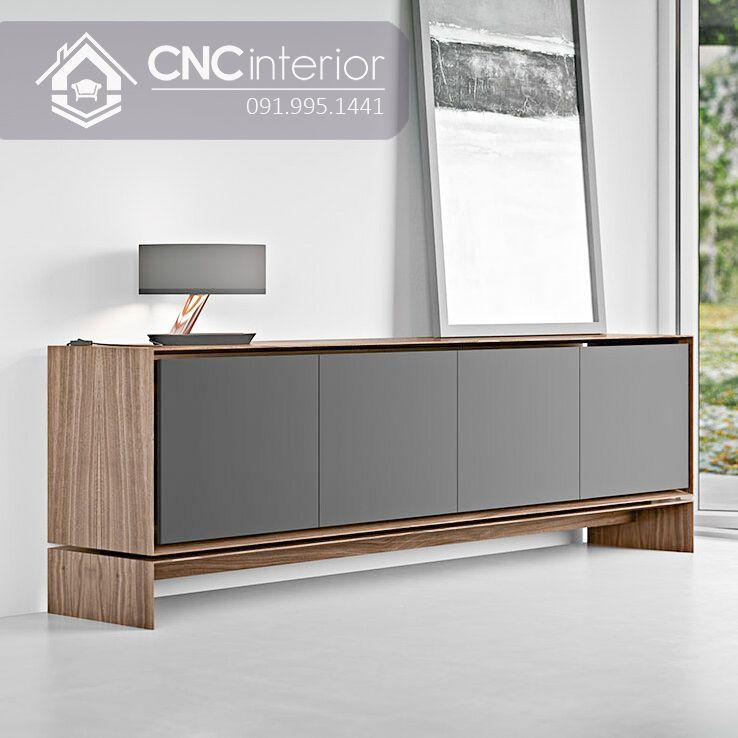 Kệ tivi phong cách tối giản độc đáo CNC 33 5