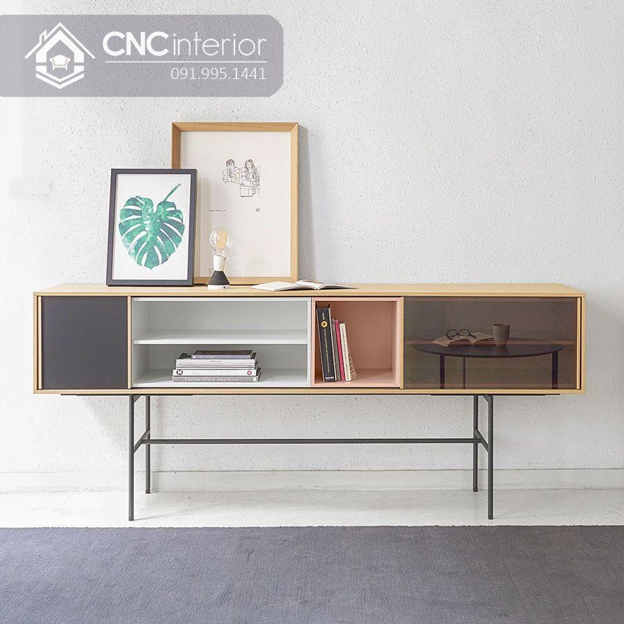 Kệ tivi phòng khách đẹp trang nhã CNC 27