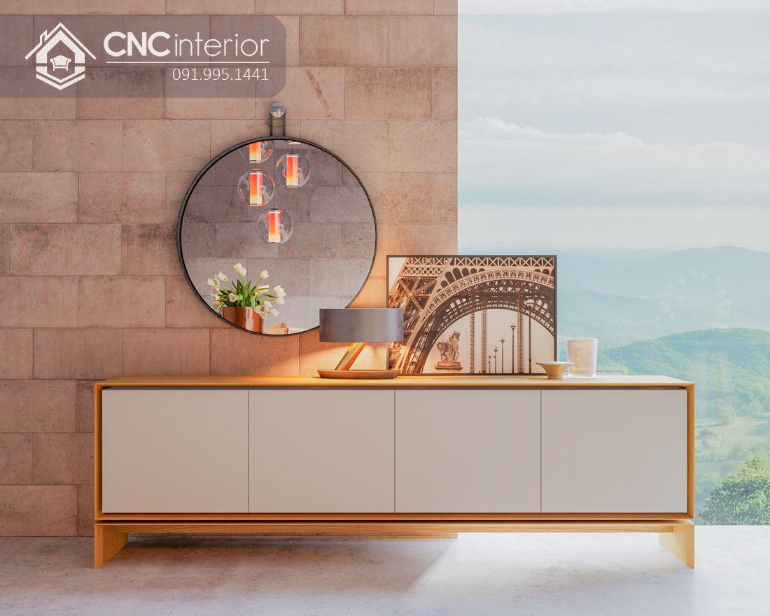 Kệ tivi phong cách tối giản độc đáo CNC 33 2