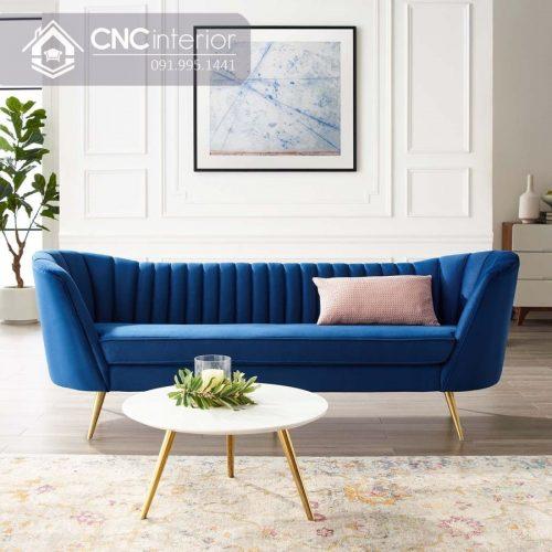 Ghế sofa nho CNC 1