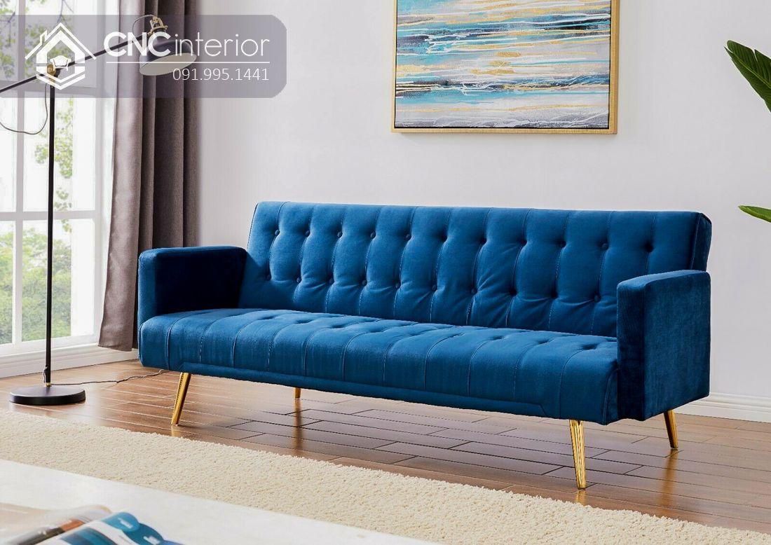 Ghế sofa nhỏ gọn sang trọng CNC 02 2