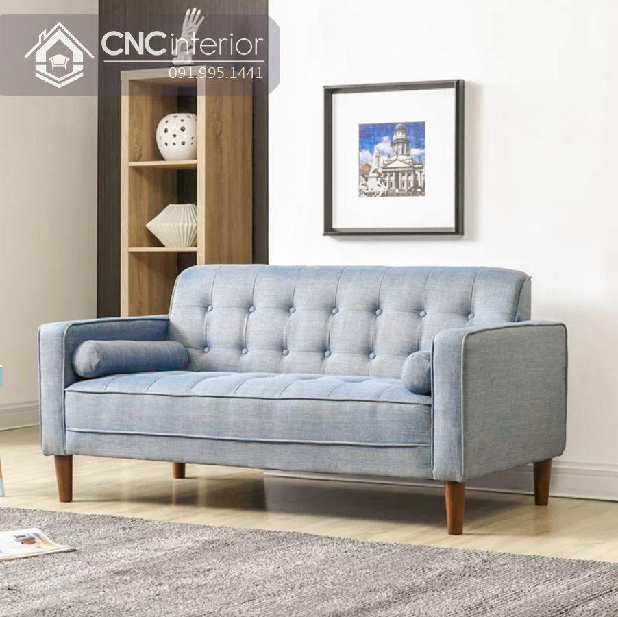 Sofa đẹp hiện đại cho phòng khách nhỏ CNC 03 1