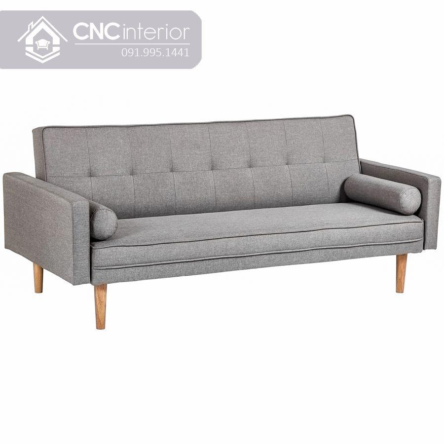 Sofa đẹp hiện đại cho phòng khách nhỏ CNC 03 2