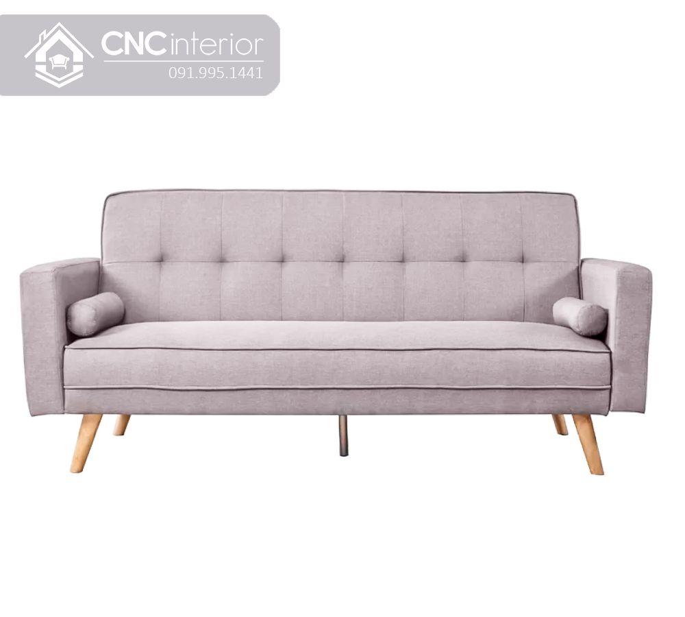 Sofa đẹp hiện đại cho phòng khách nhỏ CNC 03 5