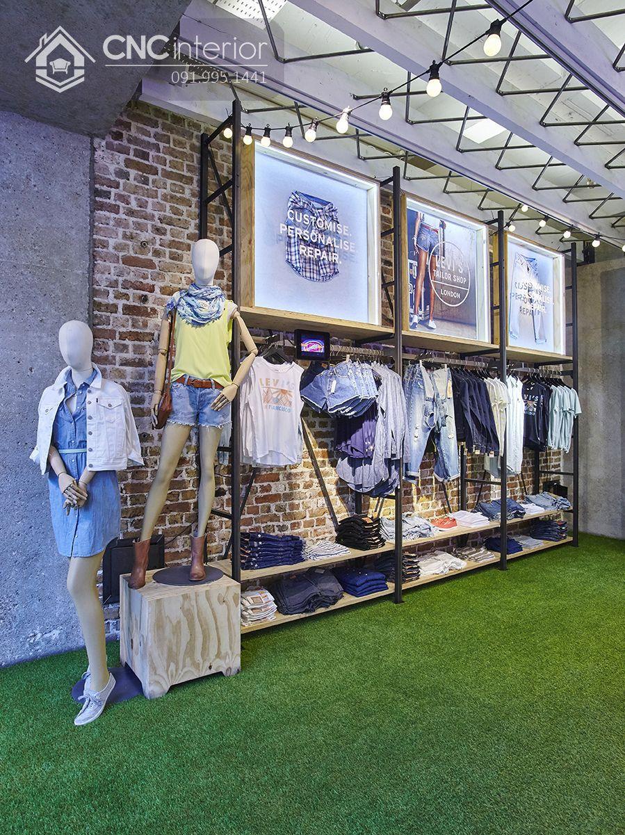 shop thời trang phong cách Industrial 8