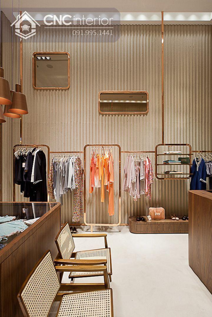 Shop thời trang phong cách Modern 7