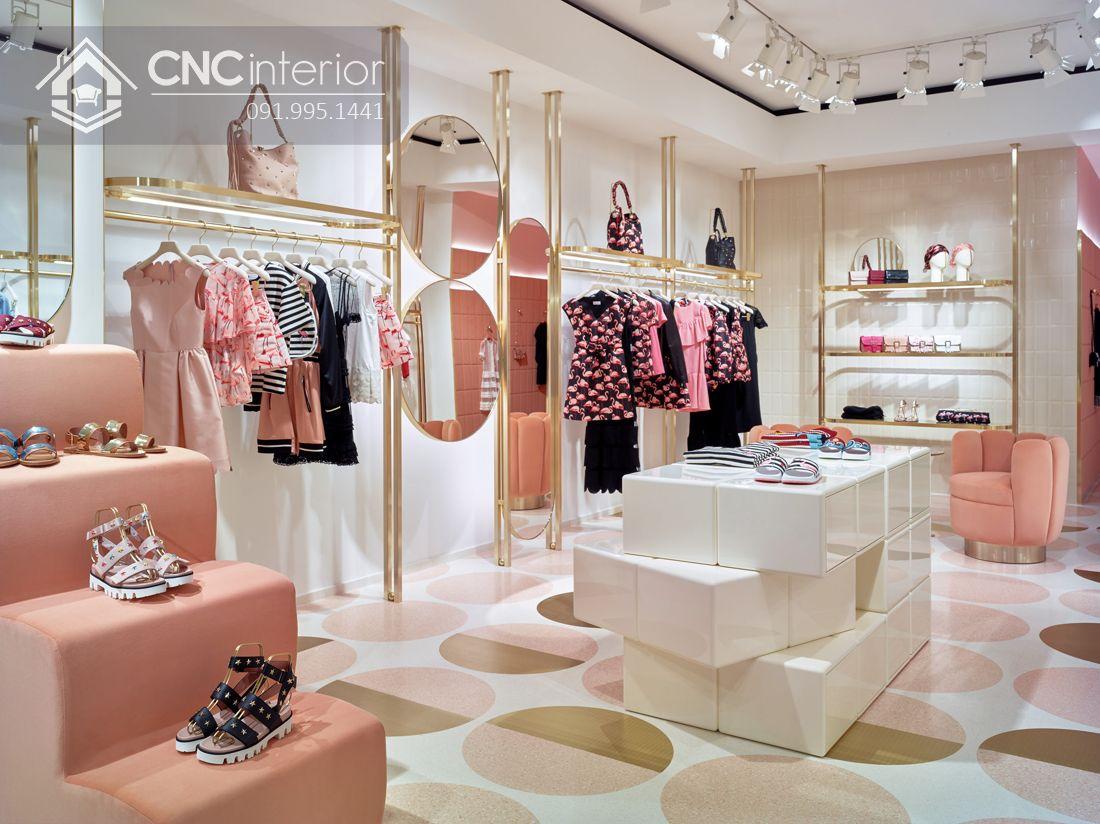 thiết kế shop quần áo nữ 12