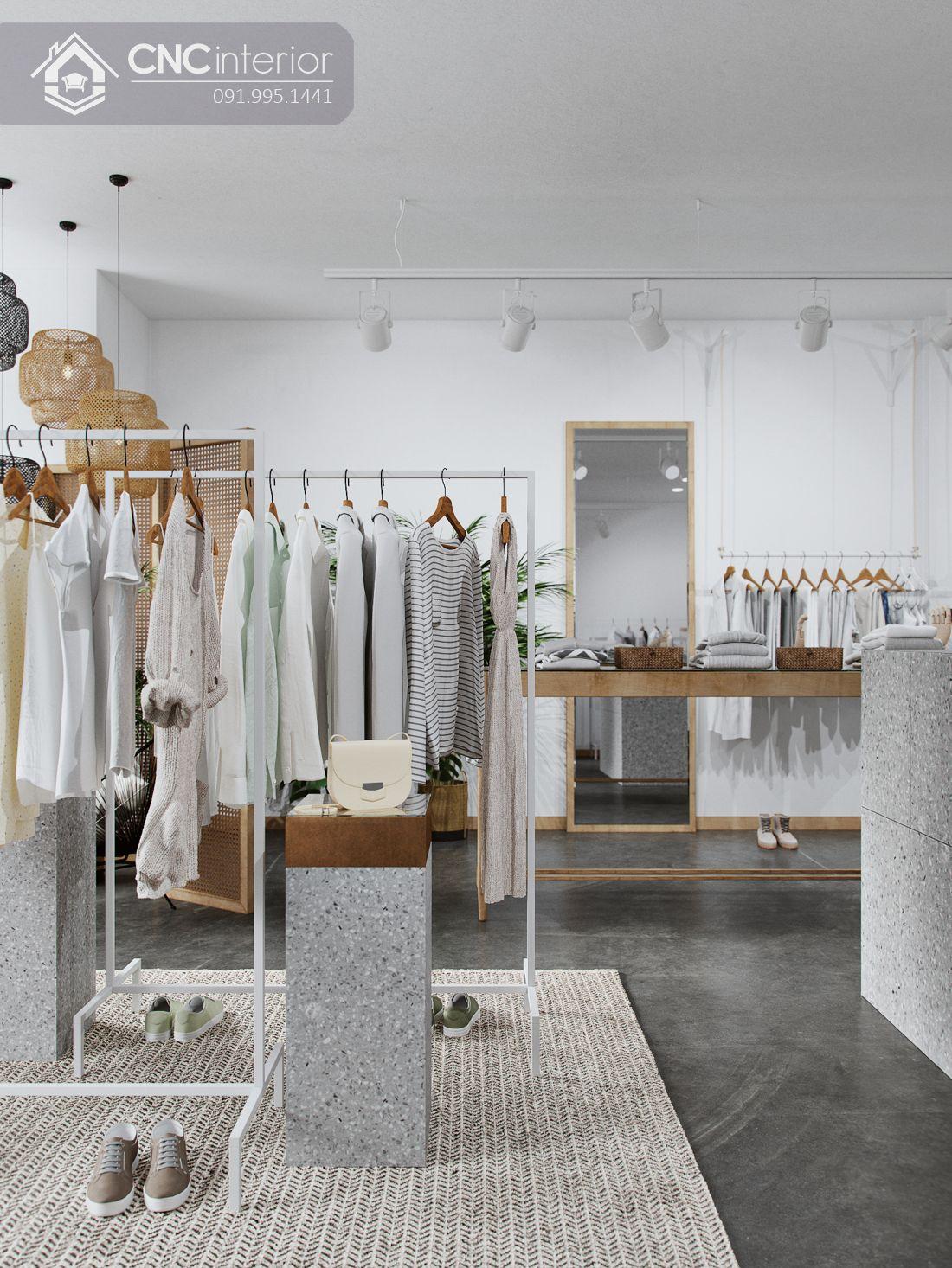 shop thời trang phong cách Minimalism 9