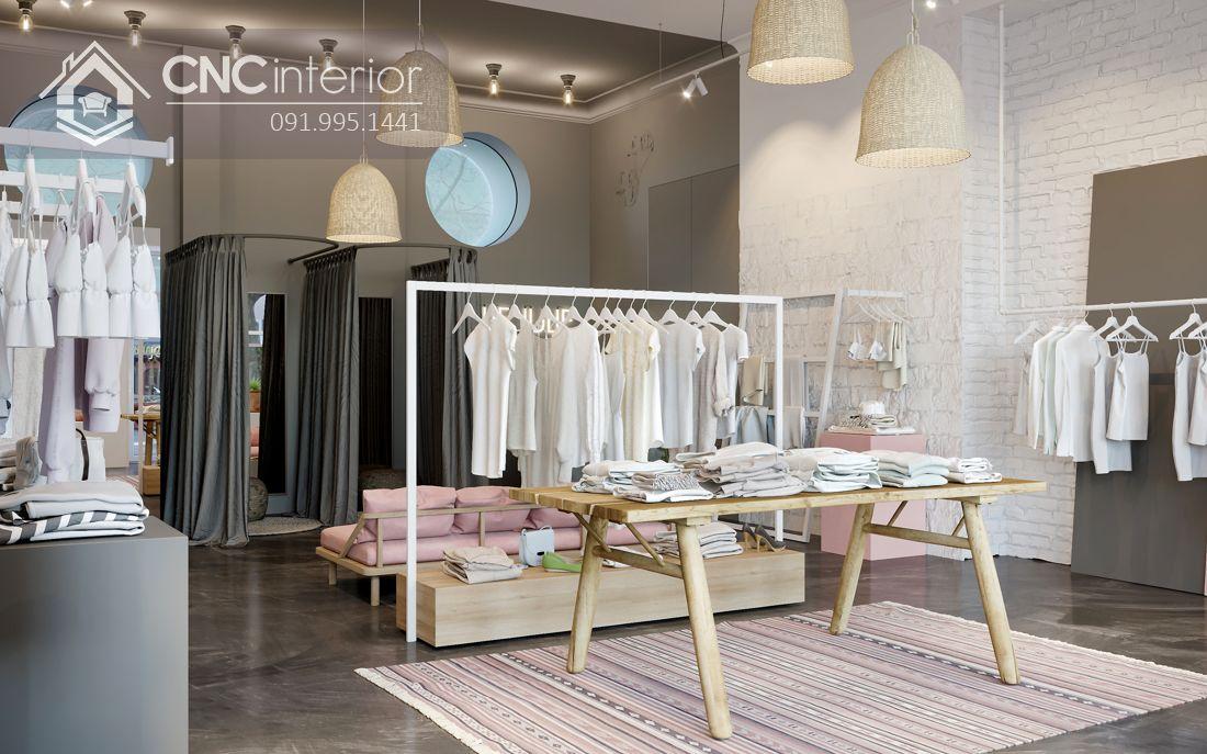 thiết kế shop quần áo nữ 1
