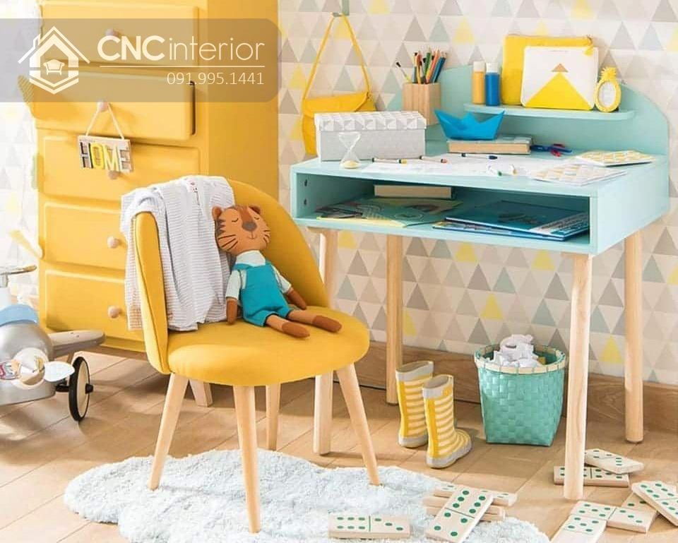 Bàn học trẻ em CNC 24 1