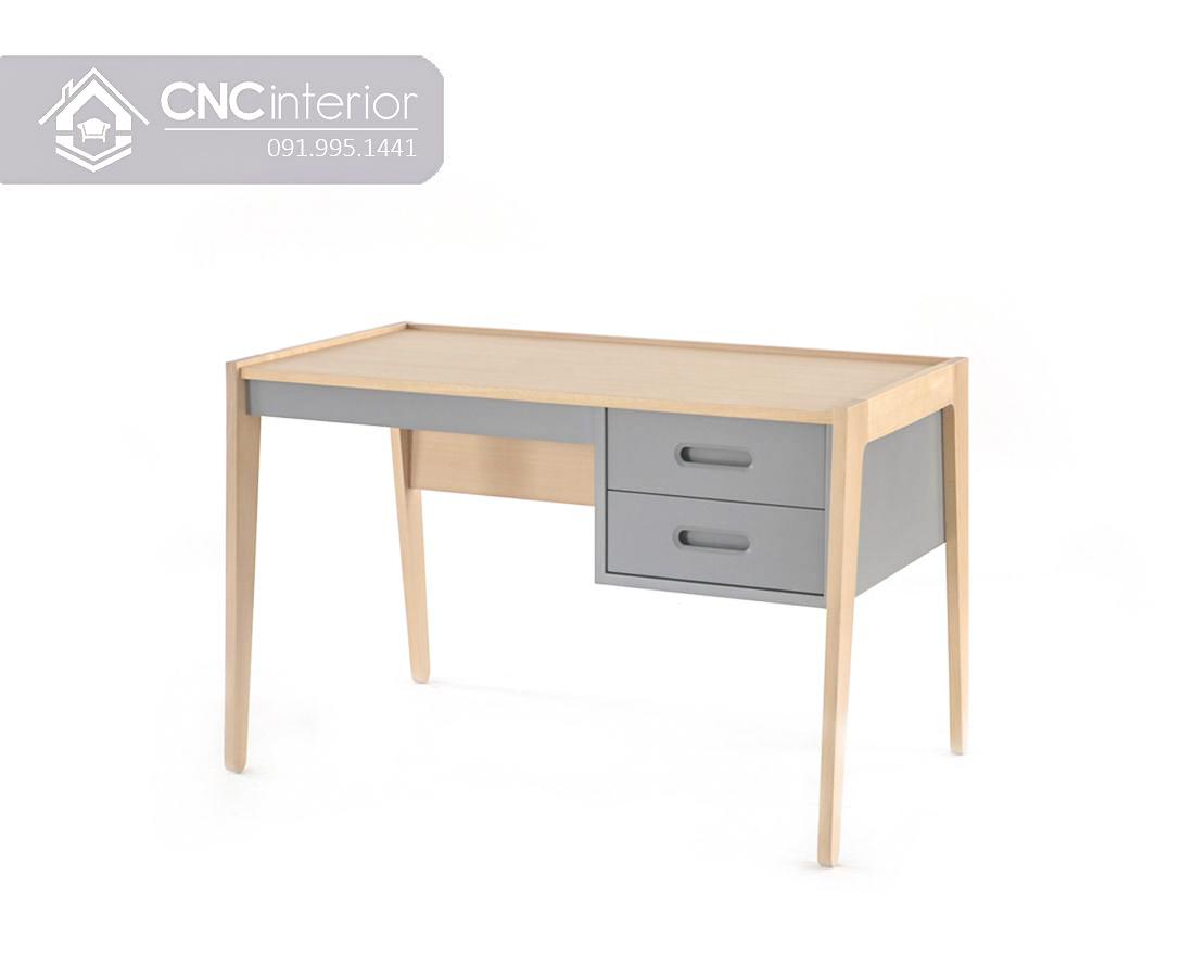 Bàn học nhỏ gọn cho trẻ em CNC 09 3