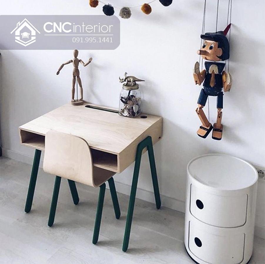Bàn học trẻ em CNC 22