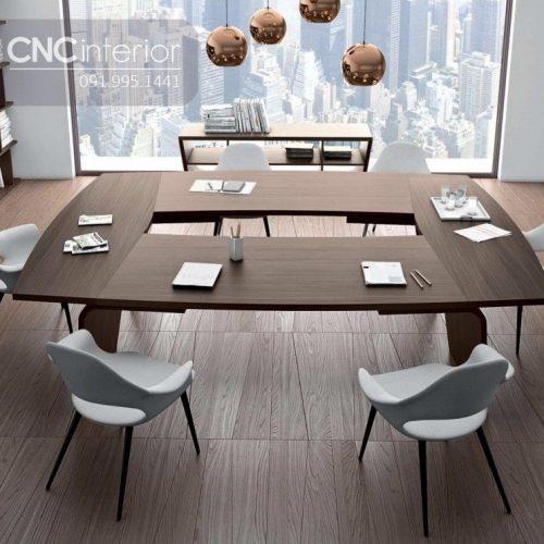 Bàn họp CNC 38
