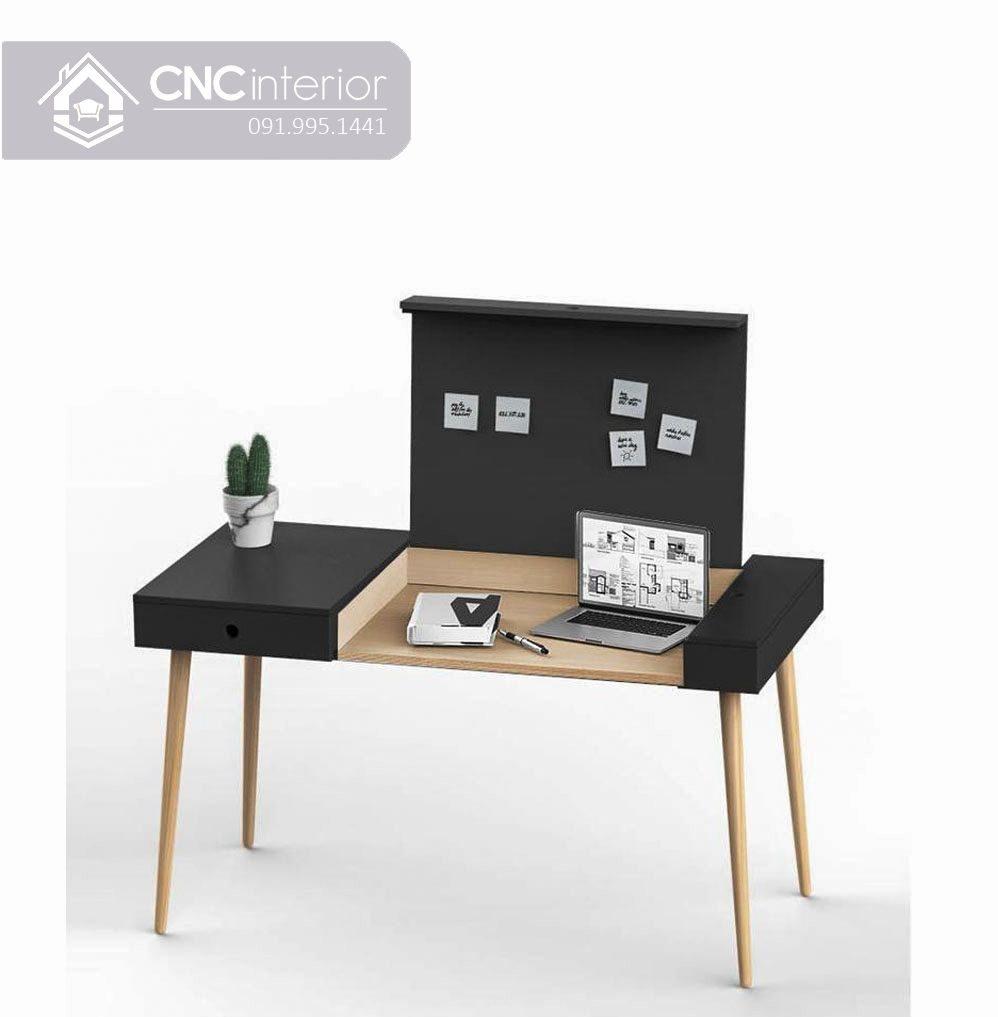 Bàn làm việc mặt bàn gấp gọn độc đáo CNC 25