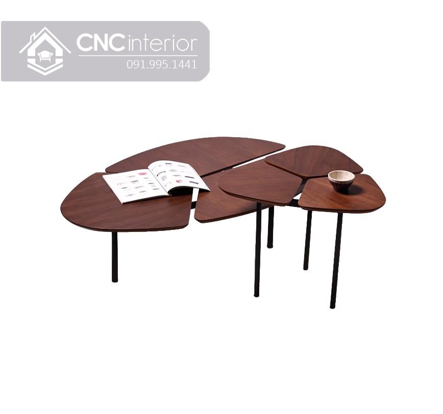 Bàn trà CNC 04