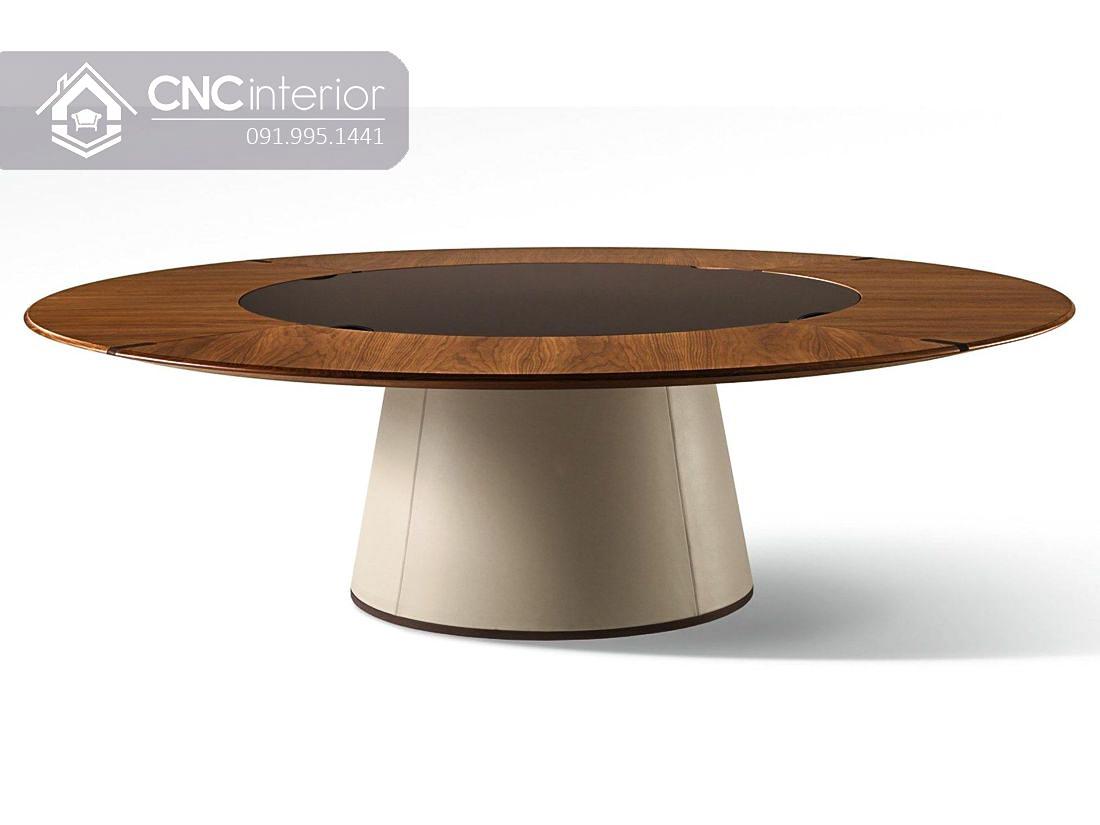 Bàn tròn nhà hàng CNC 18