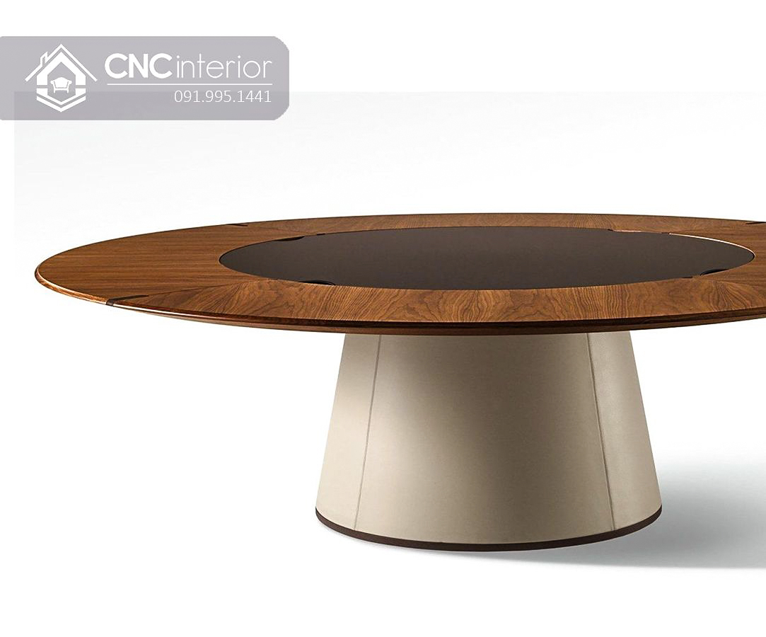 Bàn tròn nhà hàng CNC 18 1