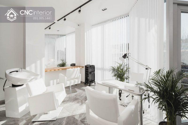 Nội thất CNC - Công trình Dream Spa Hà Nội