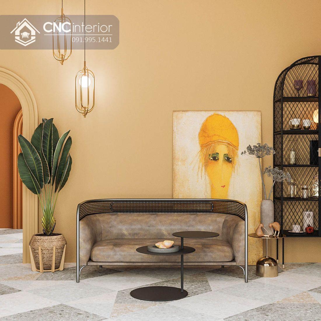 Spa Romans Hội An phong cách Art Deco Veranda