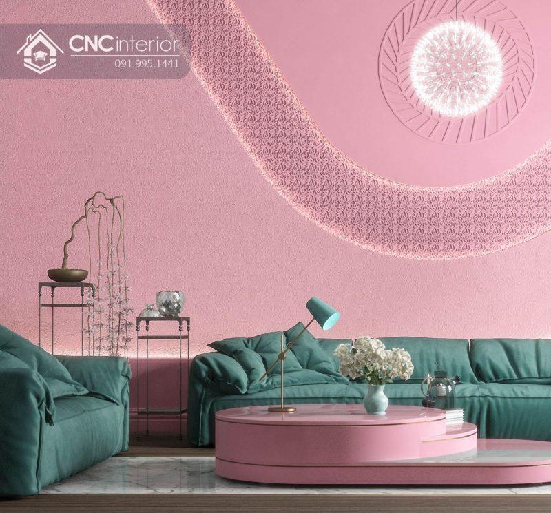 Nội thất CNC - Công trình biệt thự đa phong cách - chị Loan Bình Phước