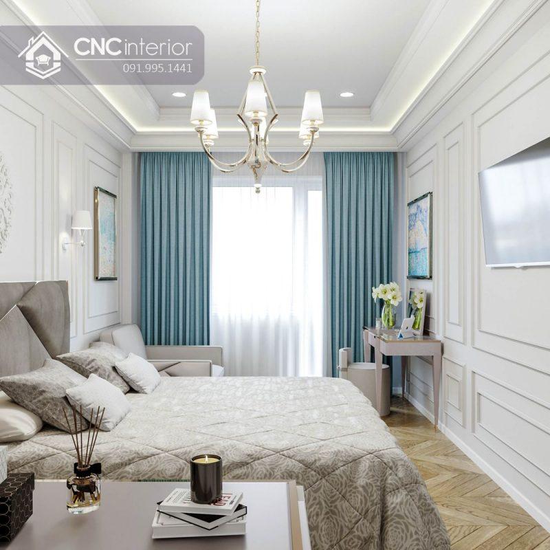 Thiết kế nội thất nhà biệt thự chan hòa ánh sáng 5