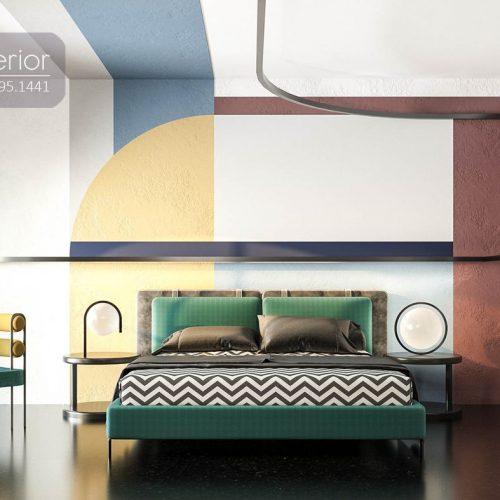 Nội thất CNC - Công trình khách sạn Colorize Đà Lạt