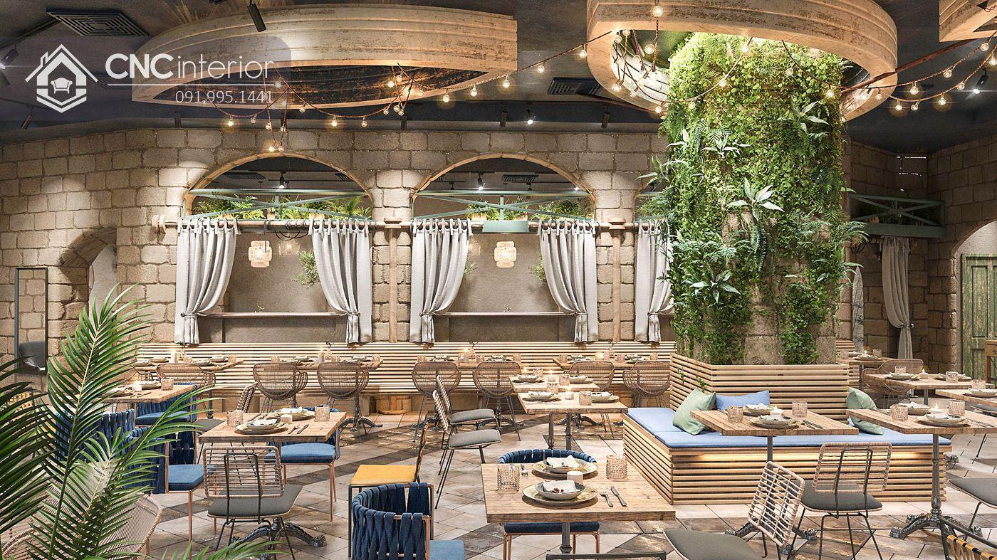 Nhà hàng Dream Garden Vũng Tàu