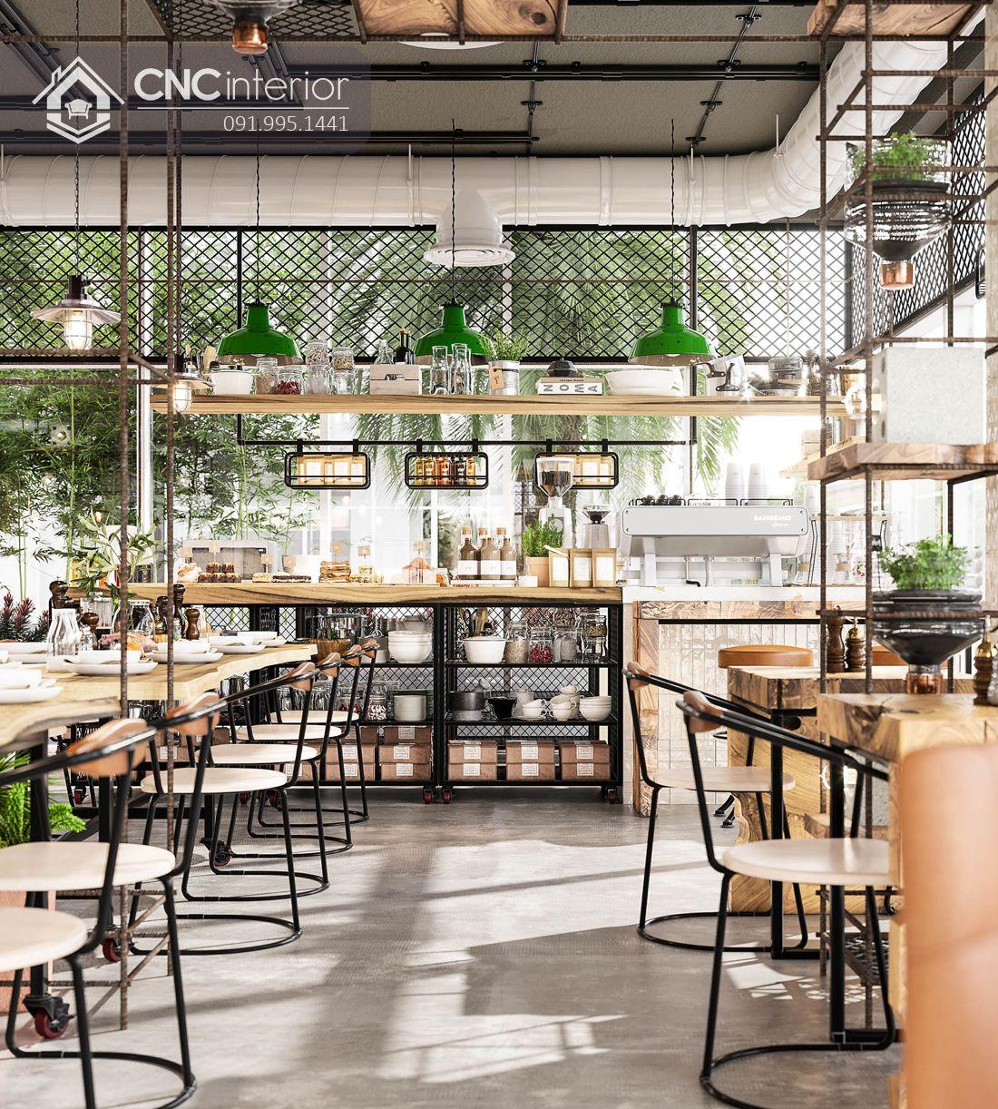 Nhà hàng Industry Tân Phú