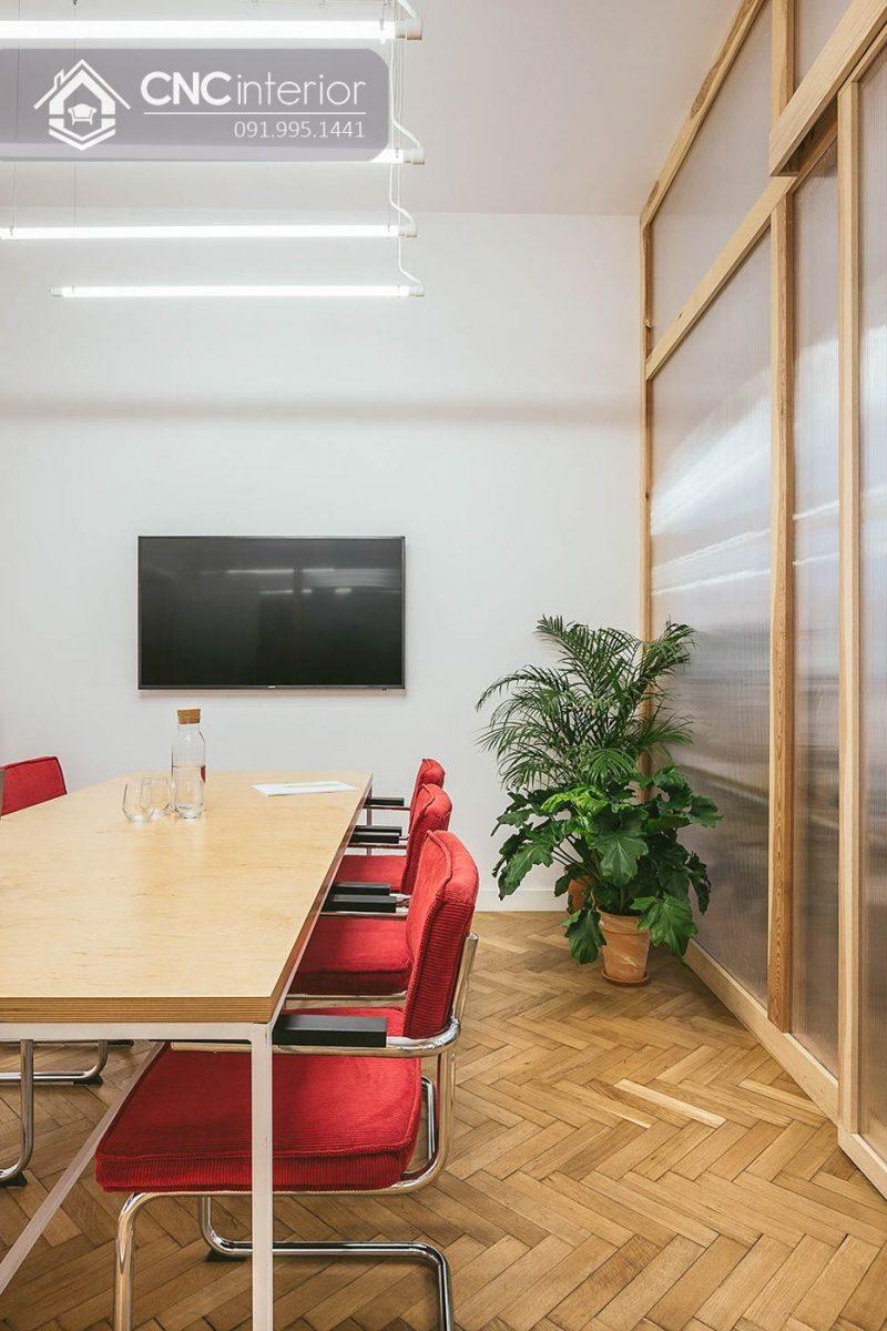 Nội thất CNC - Công trình văn phòng công ty BeeMax