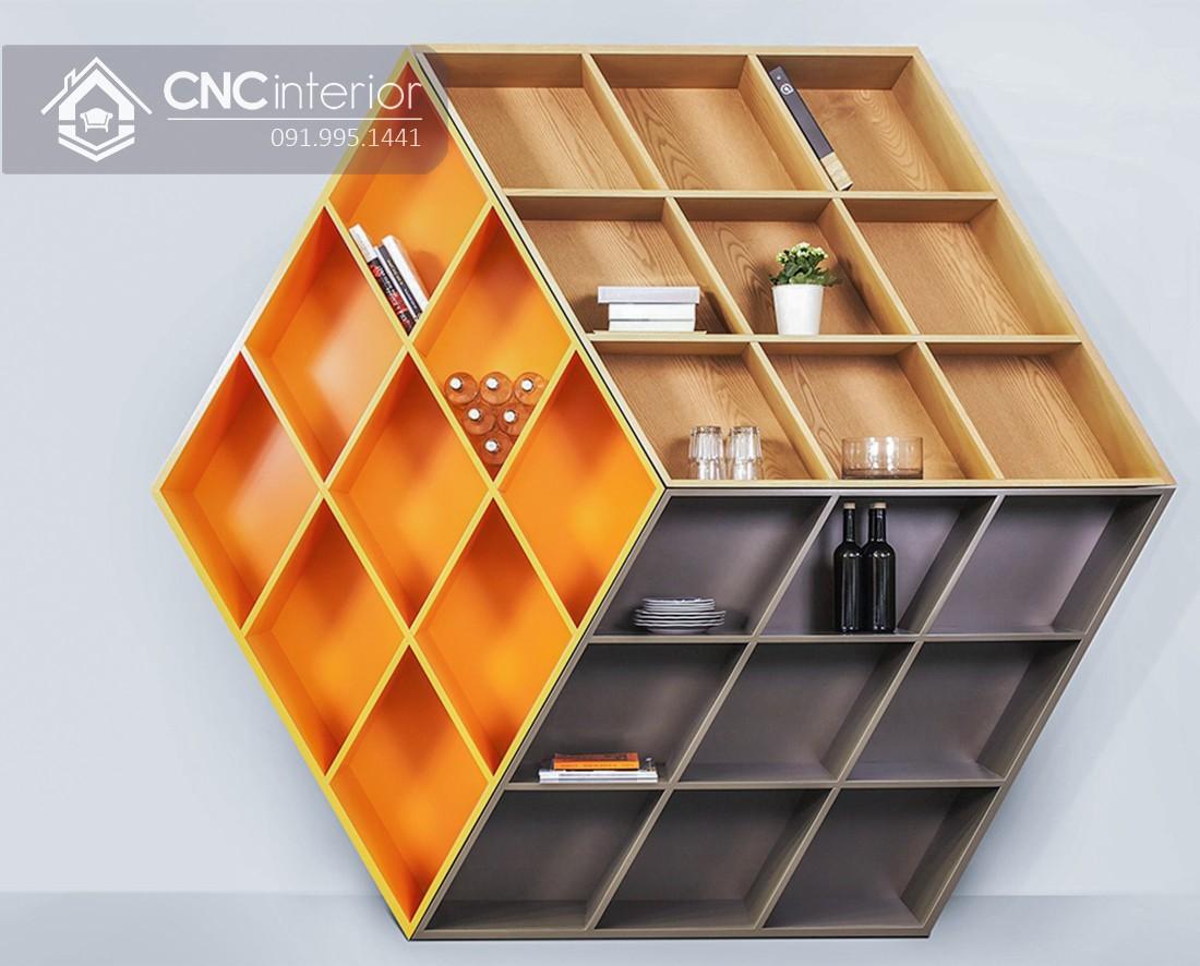 Kệ trang trí CNC 29