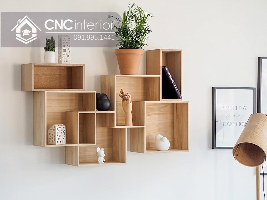 Kệ trang trí CNC 12