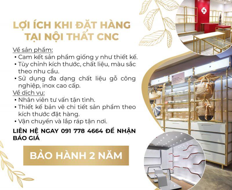 Loi ich khi dat hang tai Noi that CNC 1 1