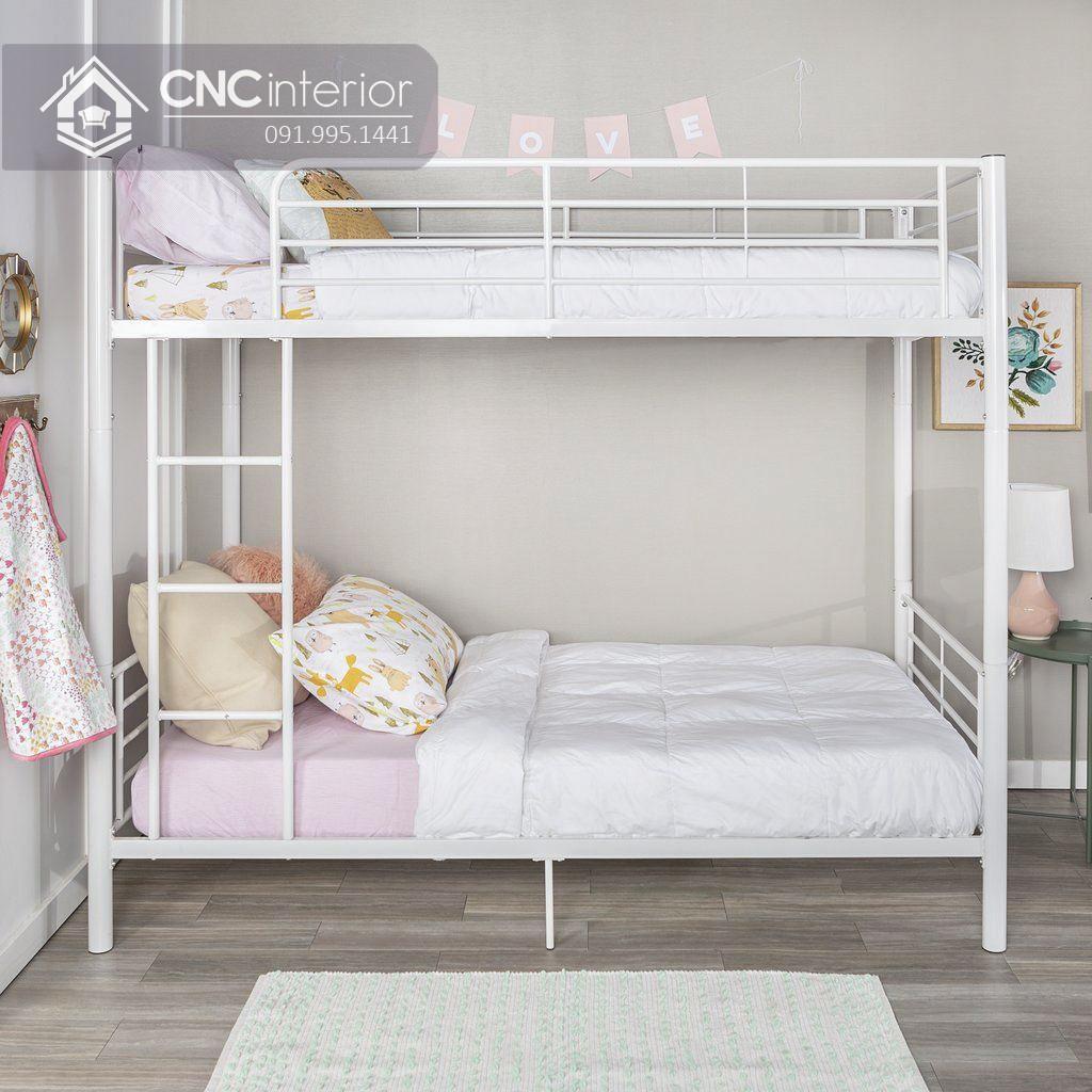 Mẫu giường tầng cho người lớn CNC 05