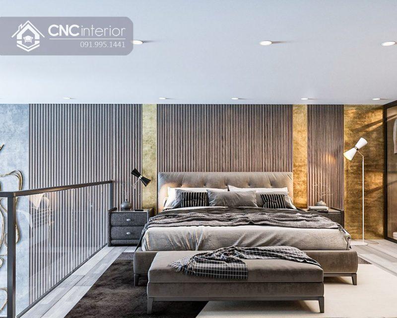 Nội thất CNC - Nhà phố anh Đức Quận 5